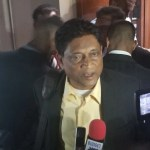 AFC's Charandaas Persaud to leave country after voting with PPP in no confidence motion against Government