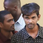 Two friends charged and remanded over murder of Samatta Point man