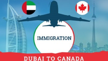 immigration from Dubai to Canada