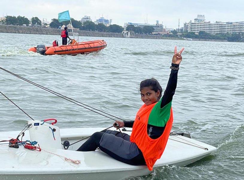 Vaishnavi surges ahead in Asian Games Trials
