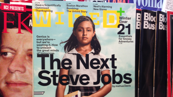 The Next Steve Jobs Is A 12-Year-Old Mexican Girl, Wired Magazine ...
