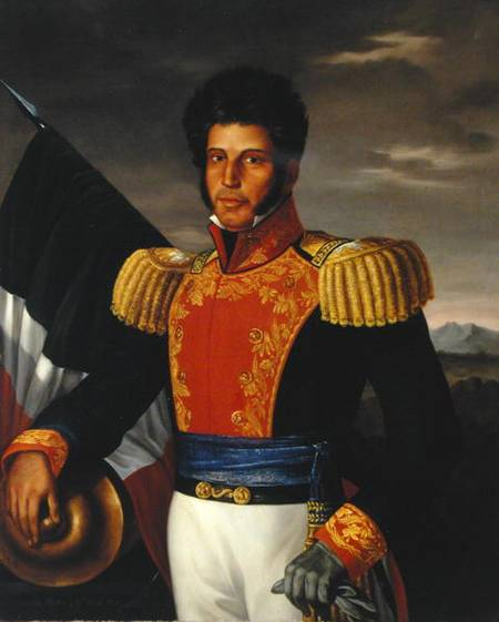 Mexico's black president abolished slavery before U.S. Civil War
