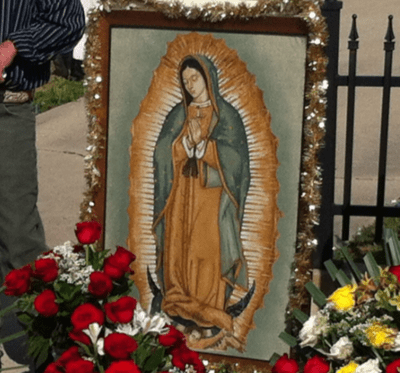 Devotion to Virgin of Guadalupe Alleviates Stress of Immigration