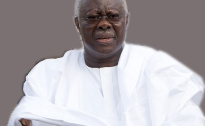 Chief Bode George - 2019 Election: People's will must be respected to avoid crisis - Bode George