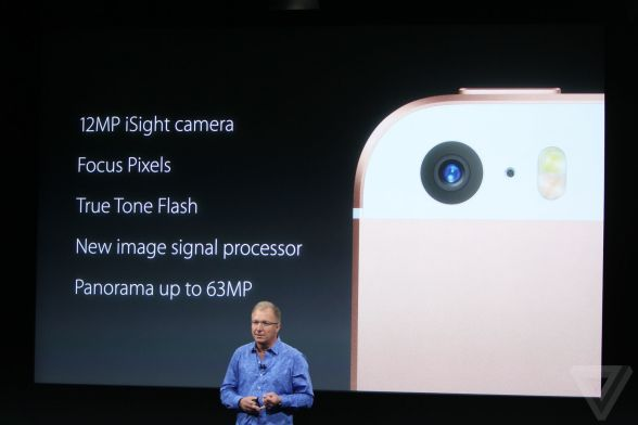 apple iphone se camera just as 6s - Review: 9 best features of Apple's new iPhone SE