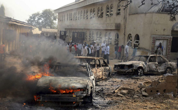 boko haram bombing