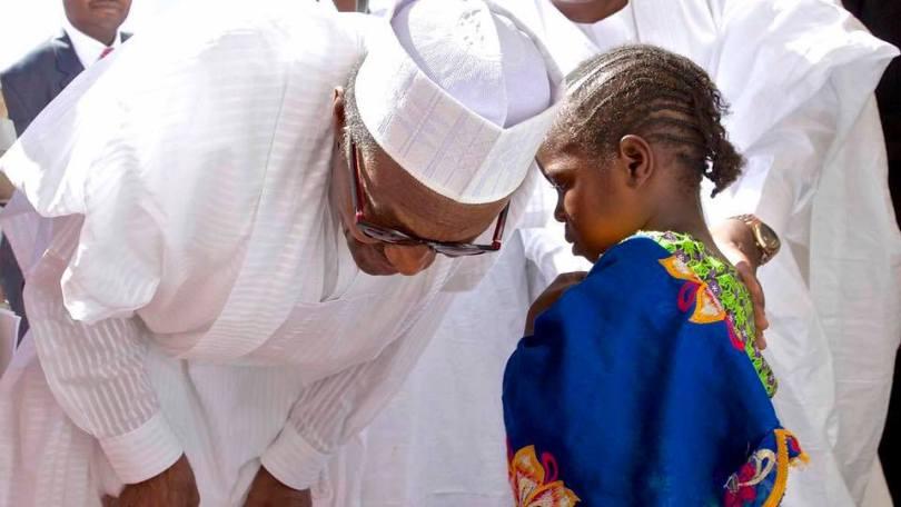ChildrenDay - Photo Collection: Pres. Buhari children's day celebration