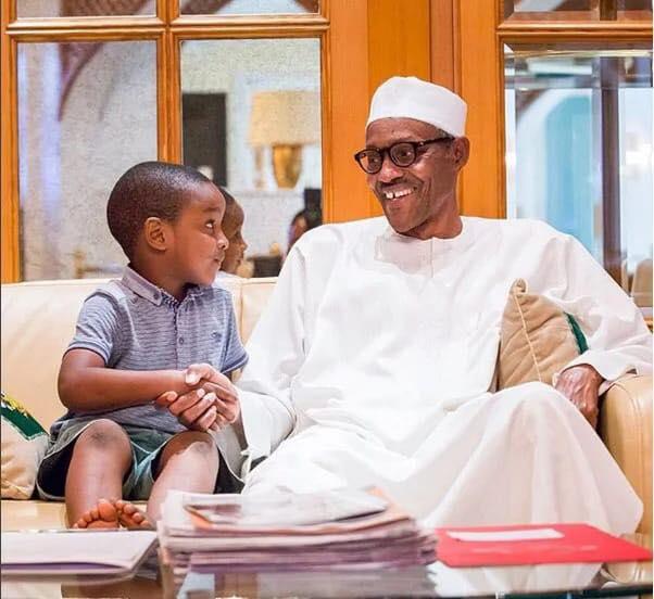 ChildrensDay - Photo Collection: Pres. Buhari children's day celebration