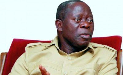 Adams Oshiomhole e1464813890757 - Oshiomhole vows Senate President Saraki will be impeached