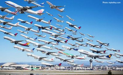 multiple airplanes airlines - Nigeria requires additional 700 Air-traffic controllers, Says NATCA
