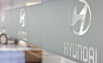 Hyundai frosted glass decals - Fifth generation Hyundai Accent drives into Africa, M/East