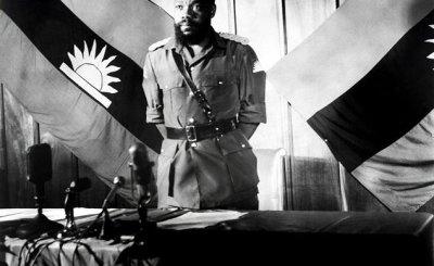 Colonel Odumegwu Emeka Ojukwu - Ojukwu's 1967 speech that necessitate secession of Biafra