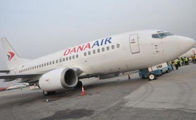 dana - NLC strike: Dana Air to reschedule, reroute flights