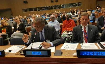 Geoffrey Onyeama - Onyeama will lead Nigerian delegation to 11th Extraordinary Session of AU
