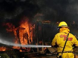 firefighter California