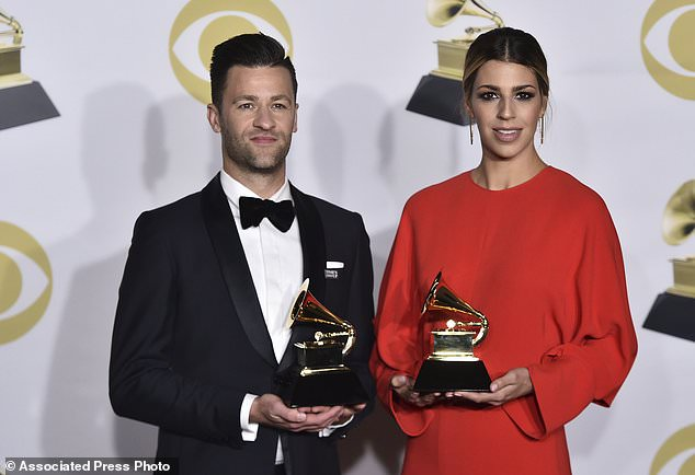Ben and Brooke - Bruno Mars wins 6 for 6 at the Grammys, as Jay-Z missed out in all 8