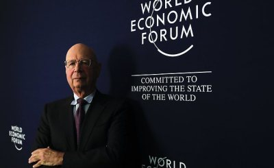 Klaus - Davos founder hopes Trump and his critics keep open minds