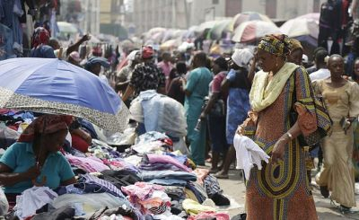 Lagos market - Nigeria emerges 27th in global ranking for 'retail development', drops from 19th position