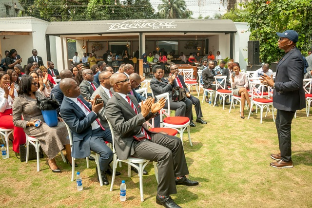 Pix of Introduction of LEO by UBA 6 - UBA changes the face of e-banking with 'Leo', Chat Banker that use Social Media to perform transactions