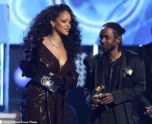 Rihanna - Bruno Mars wins 6 for 6 at the Grammys, as Jay-Z missed out in all 8