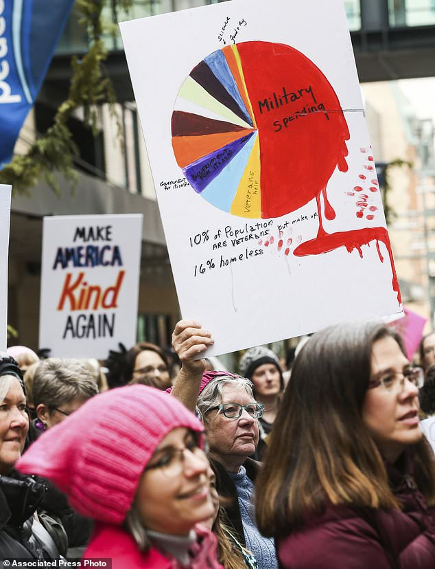 women march3 - Global female empowerment marches enter second day