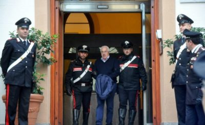 Italy Takes Fight To New Generation In Mafia Sting