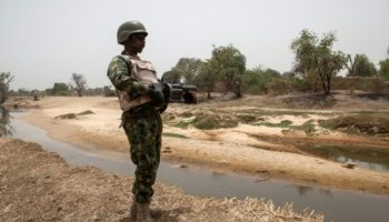 Nigerian Army will begin production of combat vehicles in