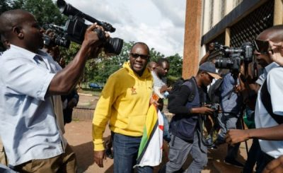 Zimbabwe Activist In Court After Protests