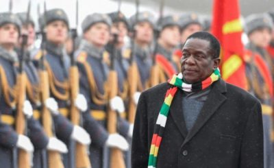 Zimbabwe President Cuts Short Foreign Tour Over Protests