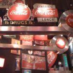 World of Coca-Cola Sign