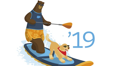 Salesforce Summer 19 Release Notes