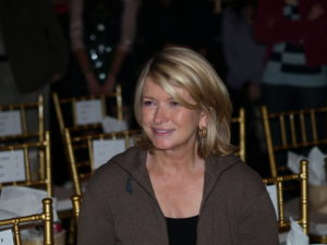 Martha Stewart advertises for This Works. Photo: Art Comments