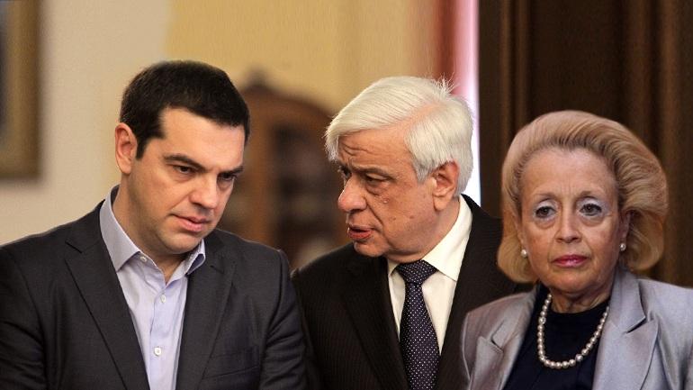 Μήνυση για εσχάτη προδοσία σε Παυλόπουλο-Τσίπρα-Θάνου από το «Σωματείο Ελλήνων Υποστηρικτών του Συντάγματος»