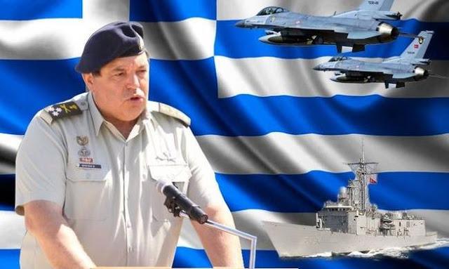 Άστραψε Και Βρόντηξε Ο Στρατηγός Φράγκος Για Τα Ρεζιλίκια