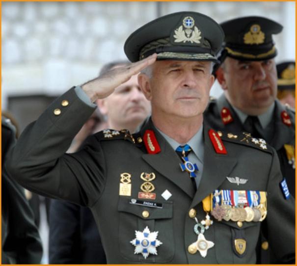 Στρατηγός Ζιαζιάς : Κάποιοι θα λογοδοτήσουν στο «Στρατοδικείο» για τα Ίμια