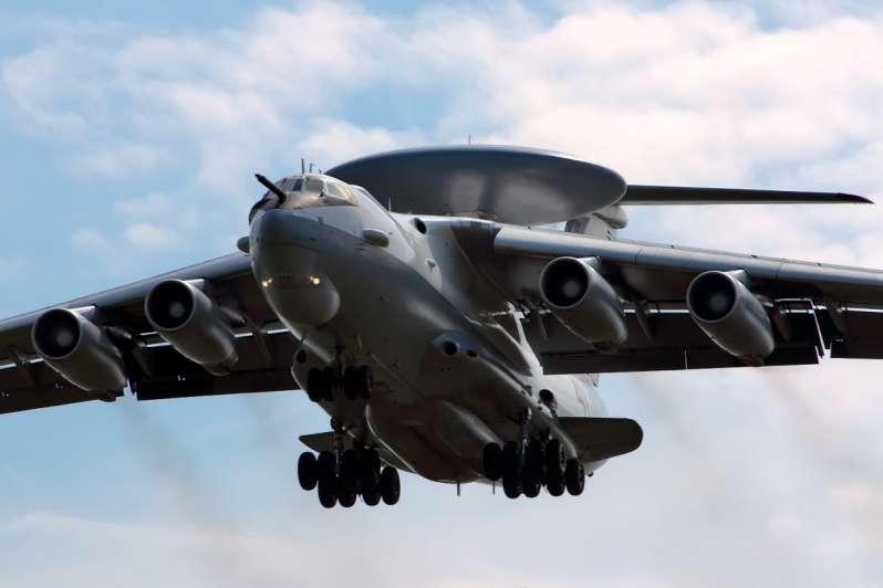 Δείτε το ιπτάμενο ραντάρ της Ρωσίας (βίντεο)