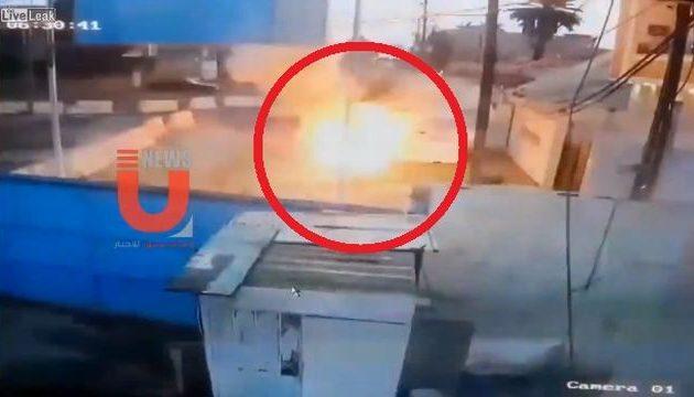 Τζιχαντιστής βομβιστής αυτοκτονίας ενεργοποιεί τη βόμβα αλλά…τρέχει να «σώσει» τη ζωή του από σφαίρες (βίντεο)