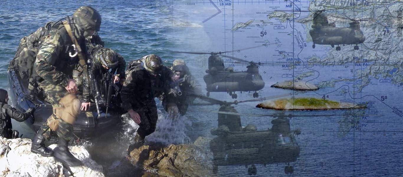 ΕΚΤΑΚΤΟ: «Πορτοκαλί» συναγερμός στις Ένοπλες Δυνάμεις και απελευθέρωση κανόνων εμπλοκής – Φόβοι για τετελεσμένο γεγονός από την Τουρκία στο Αιγαίο