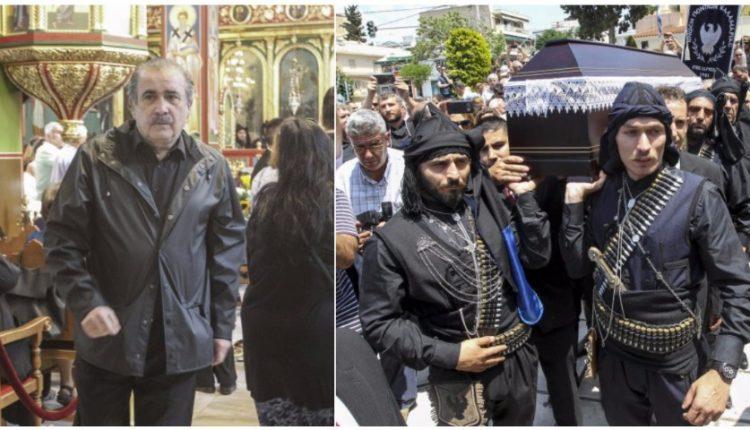 Συγκίνηση στην κηδεία του Χάρρυ Κλυνν: Γνωστοί καλλιτέχνες, φίλοι και απλοί πολίτες αποχαιρέτησαν τον μεγάλο κωμικό