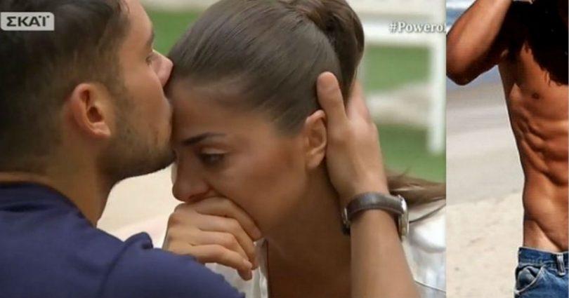 ΒΟΜΒΑ «Power of Love» spoiler: Μολις Εσκασε: Η Άννα έφυγε, αλλά στέλνει στο σπίτι τον αδερφό της (Pic)