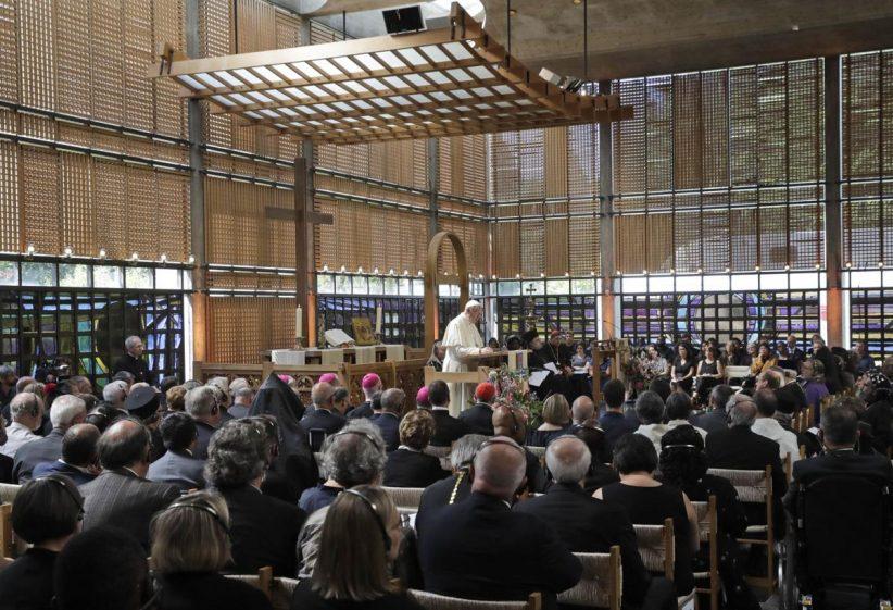Ο Πάπας έδωσε το έναυσμα για τον «Οικουμενισμό» – Ένωση όλων των χριστιανικών δογμάτων χωρίς τον Χριστό