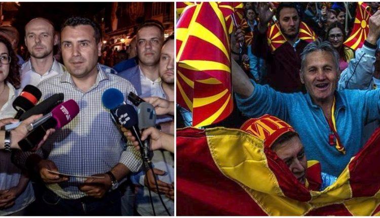 Πανηγύρια Ζάεφ για τη συμφωνία στο Σκοπιανό: Η «Μακεδονία» έχει λόγους να γιορτάζει
