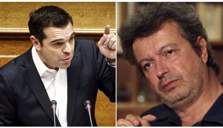 Τατσόπουλος σε Τσίπρα: «O Γκέμπελς θα ήταν περήφανος για σένα»