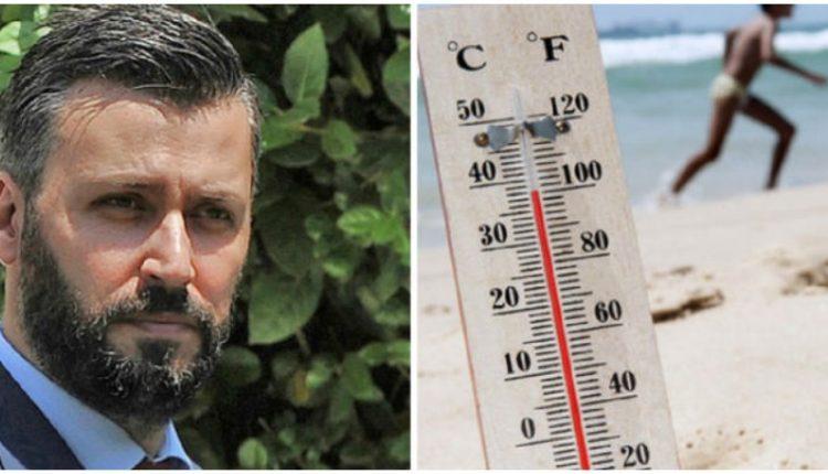 Καιρός – Καλλιάνος: Έρχεται θερμή εισβολή – Θα αγγίξει τους 40 ο υδράργυρος