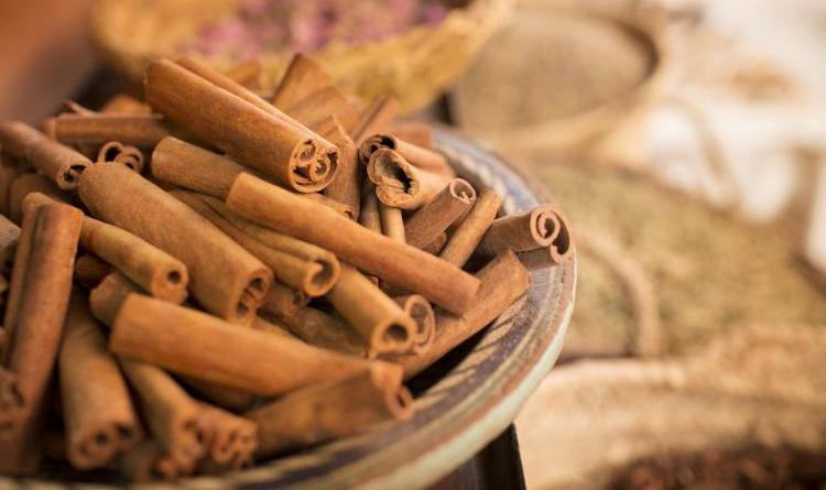 Cinnamon could be a weight loss spice because it can burn fat 15