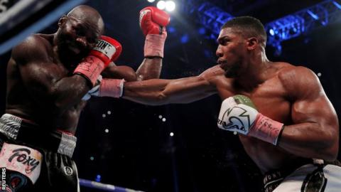 I'll fight Wilder on my terms, says Joshua 9