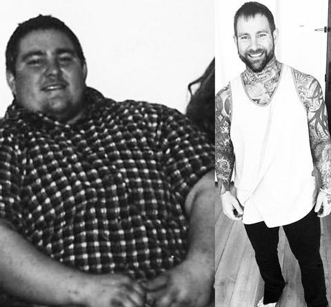 He Was Overweight and Fighting For His Life. Now He Trains Victoria's Secret Models. 4
