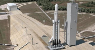 SpaceX Falcon Heavy Launch Slips to 2018 4