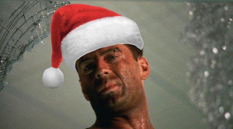 'Die Hard' writer says Bruce Willis flick is a Christmas movie 3