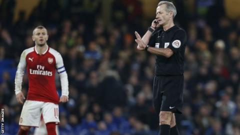Conte 'positive' about VAR after cup draw with Arsenal 20
